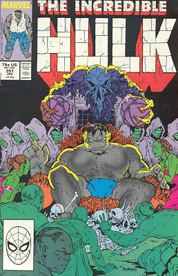 The Incredible Hulk 351 - Total Recall