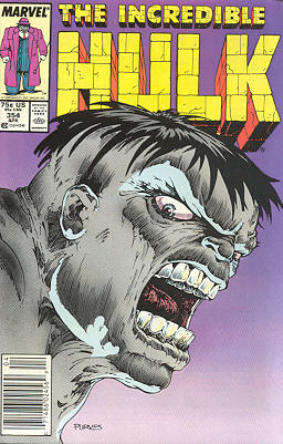 The Incredible Hulk 354 - The Sure Thing