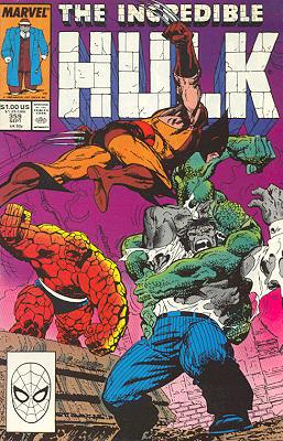 The Incredible Hulk 359 - Soul Man