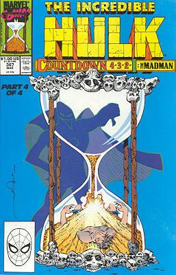 The Incredible Hulk 367 - Countdown, Madman