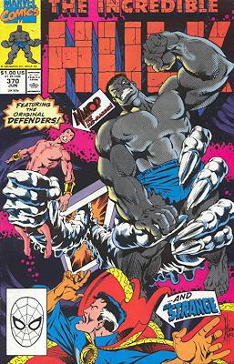 The Incredible Hulk 370 - Strange Matters