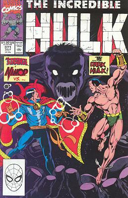 The Incredible Hulk 371 - Strange But True