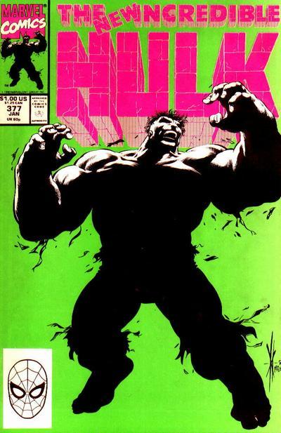 The Incredible Hulk 377 - Honey, I Shrunk the Hulk