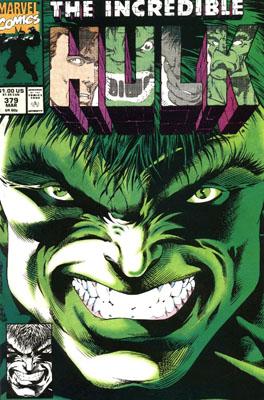 The Incredible Hulk 379 - Hit and Myth