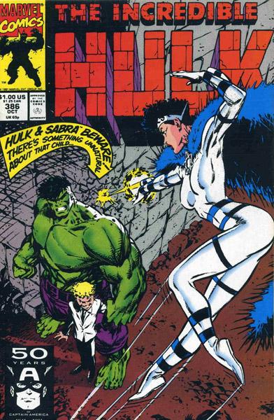 The Incredible Hulk 386 - Little Hitler