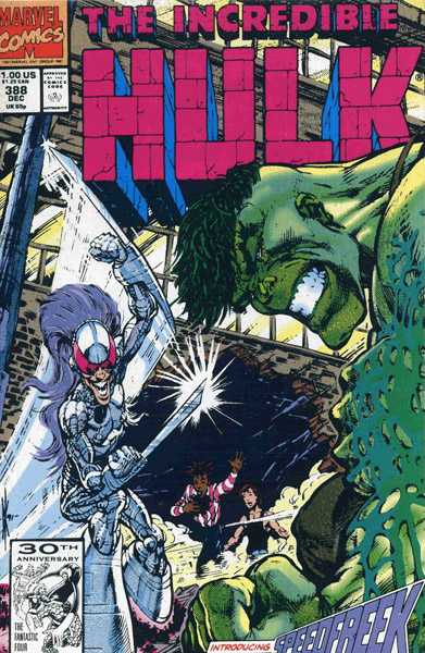 The Incredible Hulk 388 - Thicker than Water