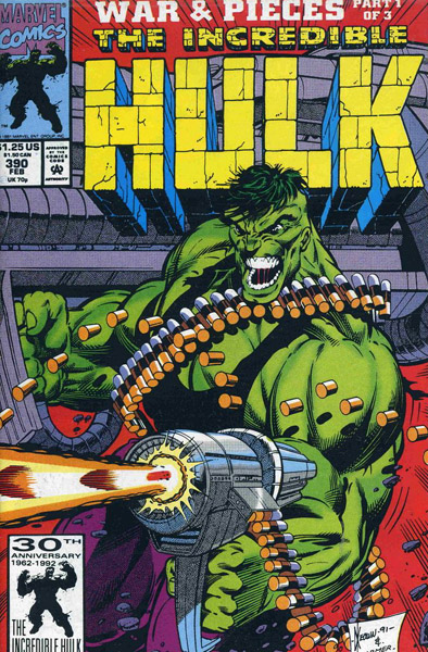 The Incredible Hulk 390 - This Means War