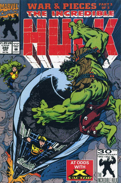 The Incredible Hulk 392 - Fortunes of War