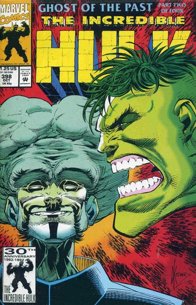 The Incredible Hulk 398 - Betrayals