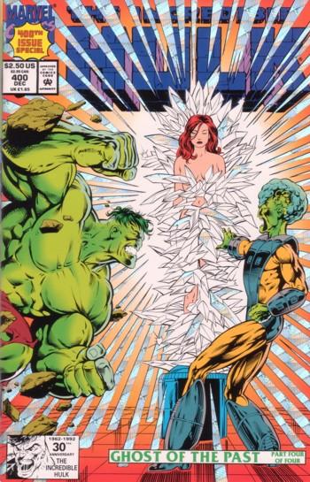 The Incredible Hulk 400 - Deus Ex Machina