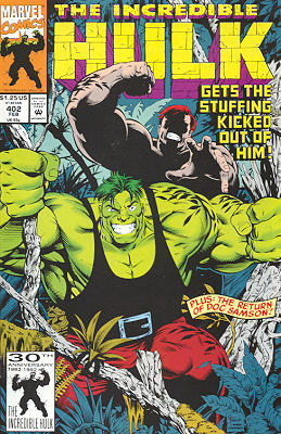 The Incredible Hulk 402 - The Forest for the Trees