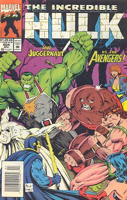 The Incredible Hulk 404 - Disarray Thataway