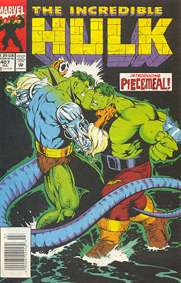 The Incredible Hulk 407 - More or Ness