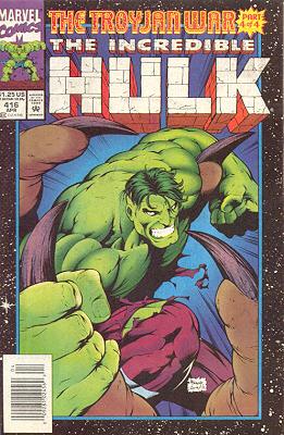 The Incredible Hulk 416 - The Big Bang