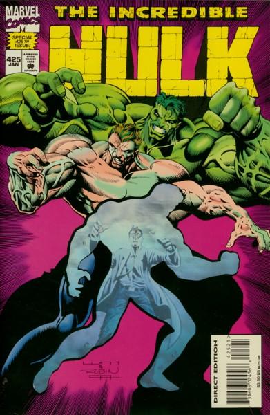 The Incredible Hulk 425 - Fall of the Pantheon