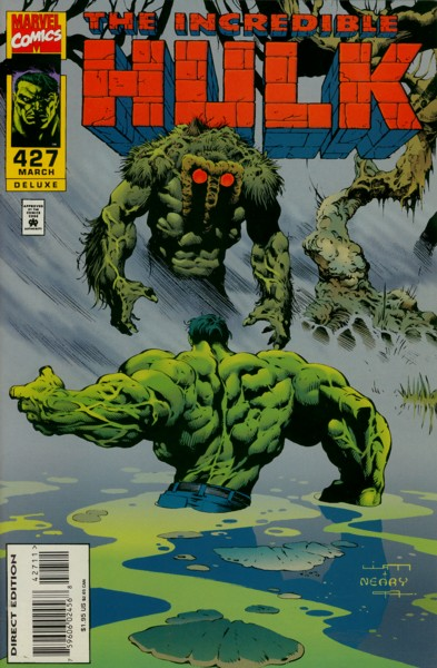 The Incredible Hulk 427 - Six Months Later...