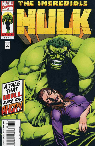 The Incredible Hulk 429 - A Little Death