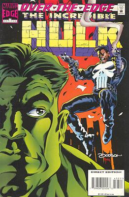 The Incredible Hulk 433 - Over the Edge