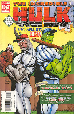 The Incredible Hulk 435 - The Unnatural