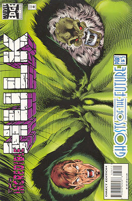 The Incredible Hulk 436 - Uncovered