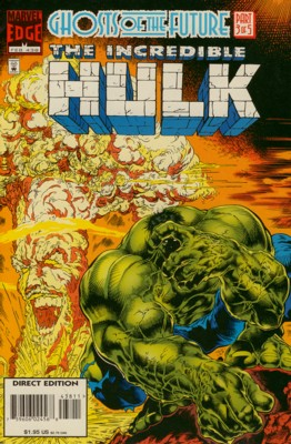 The Incredible Hulk 438 - Fragmented Personality