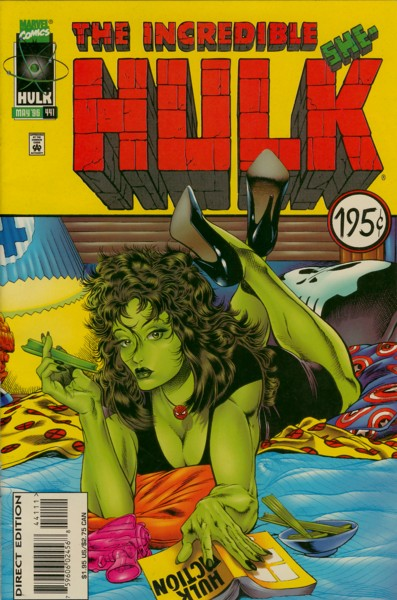 The Incredible Hulk 441 - Hulk Fiction