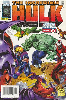 The Incredible Hulk 445 - Dancing in the Dark