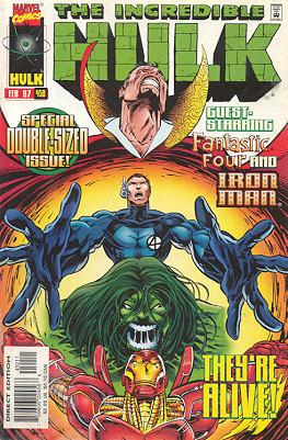The Incredible Hulk 450 - Hurray For Hulk