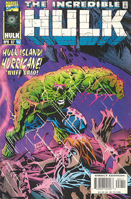 The Incredible Hulk 452 - Take Charge Guy