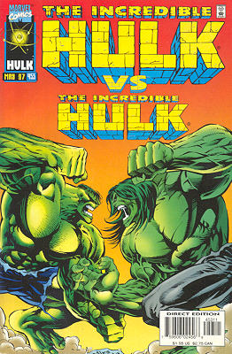 The Incredible Hulk 453 - Lock and Key