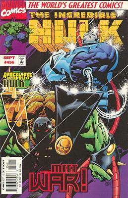 The Incredible Hulk 456 - War and Rememberance