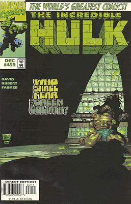 The Incredible Hulk 459 - Lastlegs