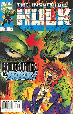 The Incredible Hulk 460 - Homecoming