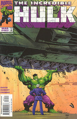 The Incredible Hulk 462 - Reconciliations