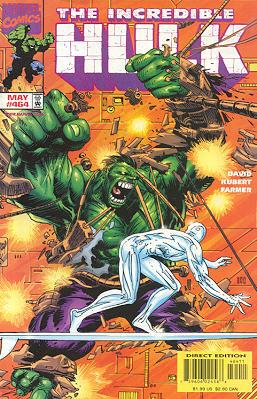 The Incredible Hulk 464 - Battleground Earth
