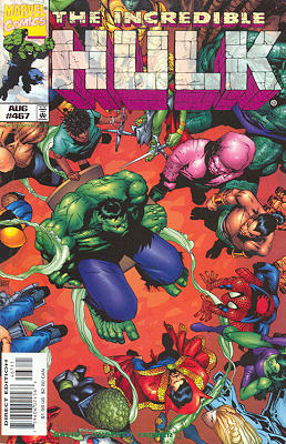 The Incredible Hulk 467 - The Lone and Level Sands