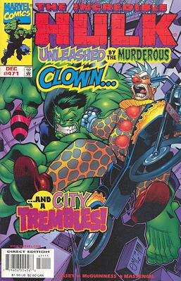 The Incredible Hulk 471 - Odds & Sods