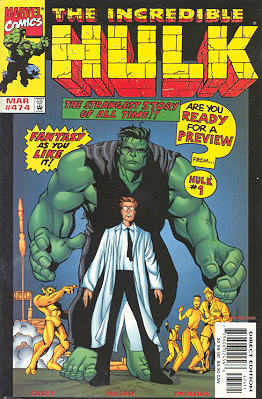 The Incredible Hulk 474 - It's All True!