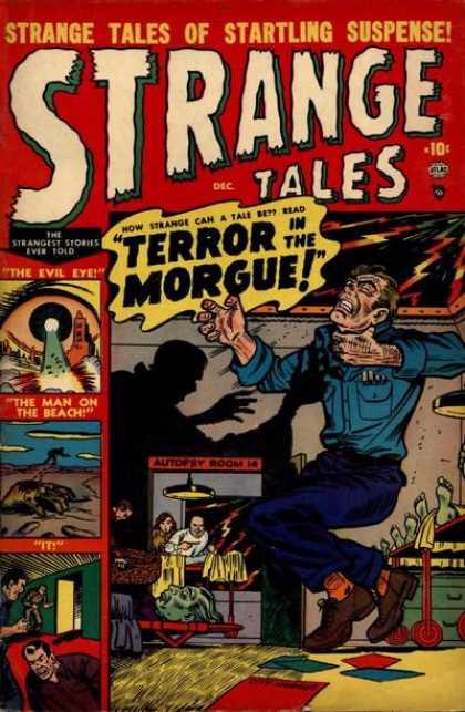Strange Tales 4