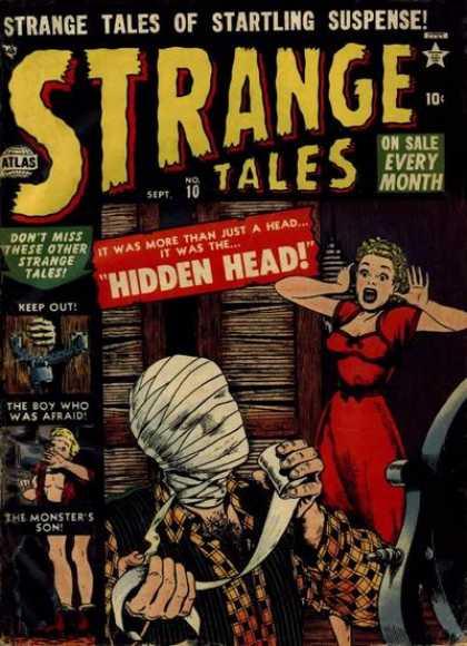 Strange Tales 10