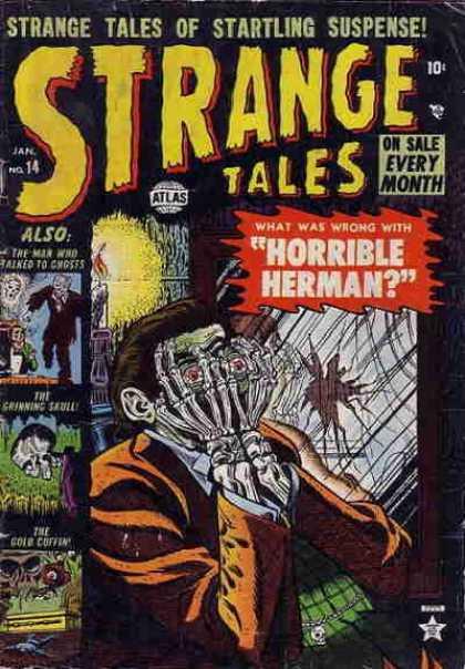 Strange Tales 14