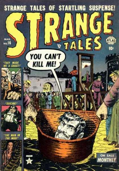 Strange Tales 16