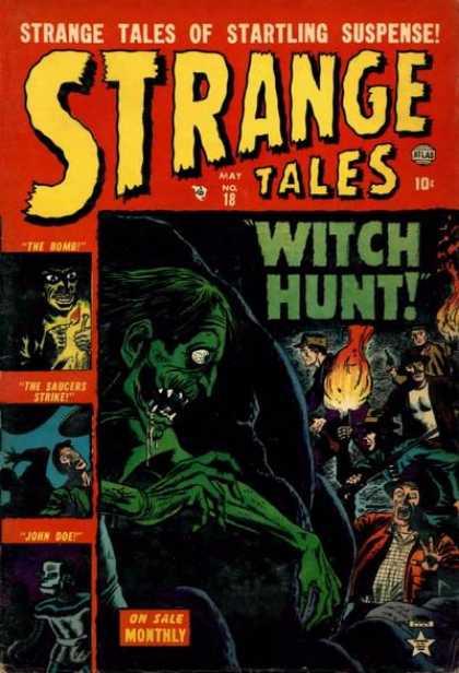 Strange Tales 18