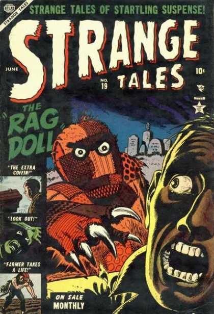 Strange Tales 19