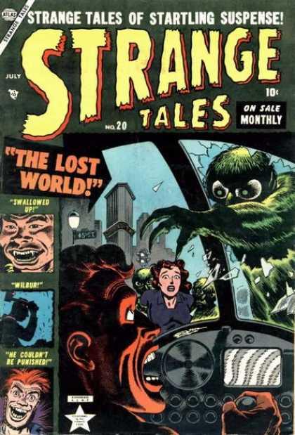 Strange Tales 20