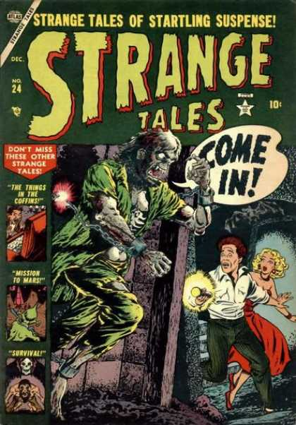 Strange Tales 24