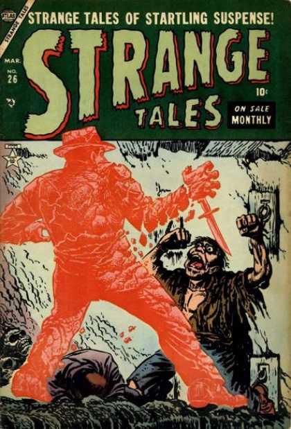 Strange Tales 26