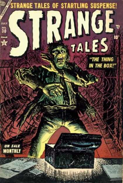 Strange Tales 30