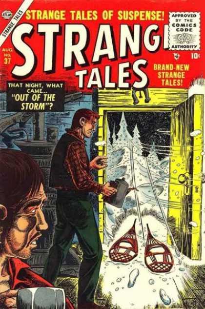 Strange Tales 37