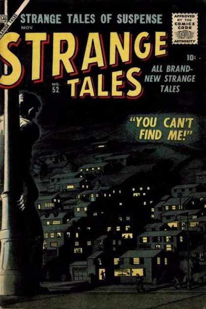 Strange Tales 52